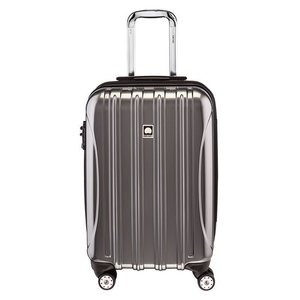 Delsey Luggage Helium Aero Carry-On Spinner Trolley 547c4ed892fd8