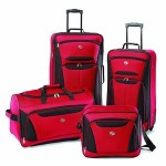 top rated luggage set
