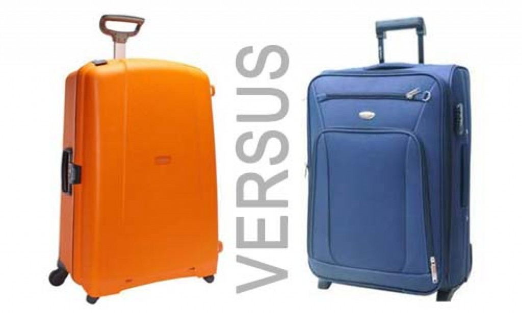 Best Hardside Vs Softside Luggage Comparison 2019