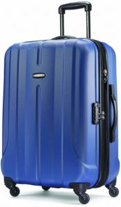 Samsonite Fiero HS Spinner Review