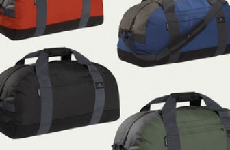 Pros and Cons of Duffle Bags